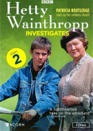 Hetty Wainthropp Investigates: The Complete Second Series (Repackage)