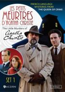 Les Petits Meurtres: DAgatha Christie - Set One