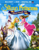 Swan Princess, The: A Royal Family Tale (Blu-ray + DVD + UltraViolet)