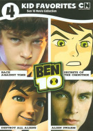 4 Kids Favorites: Ben 10 Movies