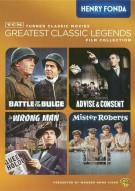 Greatest Classic Films: Legends - Henry Fonda