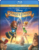 Pirate Fairy, The (Blu-ray + DVD + Digital Copy)
