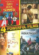 Red Hook Summer / American Violet / Rain / Kidulthood (4 Powerful Films)