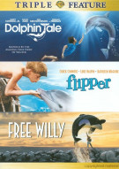 Dolphin Tale / Flipper / Free Willy (Triple Feature)