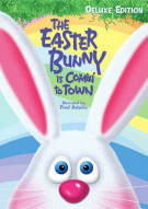 Easter Bunny Is Comin To Town, The: Deluxe Edition (DVD + Puzzle)
