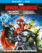 Avengers Confidential: Black Widow & Punisher (Blu-ray + DVD + UltraViolet)