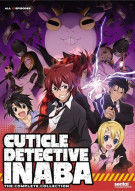Cuticle Detective Inaba: The Complete Collection
