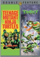 Teenage Mutant Ninja Turtles / TMNT (Double Feature)