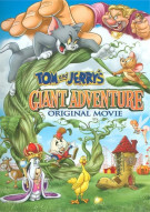 Tom And Jerrys Giant Adventure (DVD + Bonus Disc)