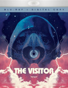 Visitor, The (Blu-ray + Digital Copy)