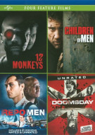 12 Monkeys / Children Of Men / Repo Men / Doomsday