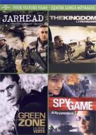 Jarhead / The Kingdom / Green Zone / Spy Game