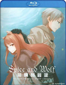 Spice And Wolf: The Complete Series (Blu-ray + DVD Combo)