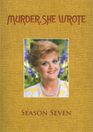 Murder, She Wrote: The Complete Seventh Season (Repackage)