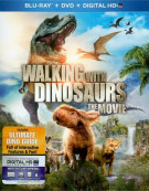 Walking With Dinosaurs (Blu-ray + DVD + UltraViolet)