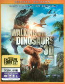 Walking With Dinosaurs 3D (Blu-ray 3D + Blu-ray + DVD + UltraViolet)