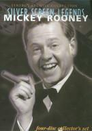 Silver Screen Legends: Mickey Rooney