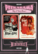 Peekarama: Altar Of Lust, The / Angel On Fire (Double Feature)