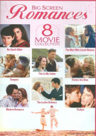 Big Screen Romances: 8 Movie Collection