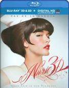 Nurse 3D (Blu-ray 3D + Blu-ray + UltraViolet)