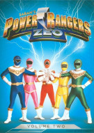 Power Rangers: Zeo - Volume Two