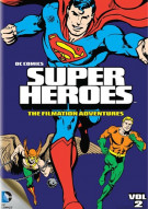 DC Super Heroes: The Filmation Adventures - Volume Two