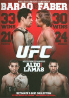 UFC 169: Barao Vs. Faber II
