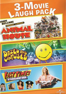 National Lampoons Animal House / Dazed And Confused / Fast Time At Ridgemont High (3 Movie Laugh Pack)