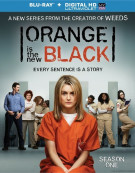 Orange Is The New Black: Season One (Blu-ray + UltraViolet)