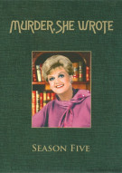 Murder, She Wrote: The Complete Fifth Season (Repackage)