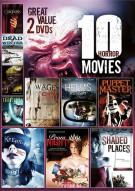 10 Movie Horror Pack Vol. 10