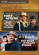 Fort Apache / She Wore A Yellow Ribbon (Double Feature)