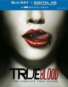 True Blood: The Complete First Season - Repackage (Blu-ray + DVD + Digital Copy)