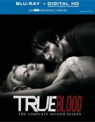 True Blood: The Complete Second Season - Repackage (Blu-ray + DVD + Digital Copy)