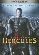 Legend Of Hercules, The (DVD + UltraViolet)