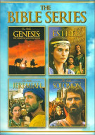 Bible Series, The: Genesis/ Esther/ Jeremiah/ Solomon (4-Pack)