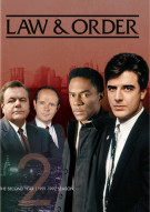 Law & Order: The Second Year (Repackage)