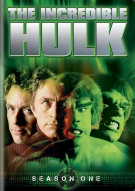Incredible Hulk, The: The Complete First Season (Repackage)