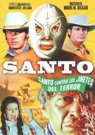 Santo Vs. The Rider Of Terror (Santo Contra Los Jinetes Del Terror)