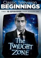 Classic TV Beginnings: Twilight Zone