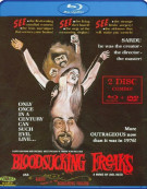 Bloodsucking Freaks (Blu-ray + DVD)