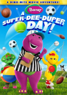 Barney: A Super Dee-Duper Day!