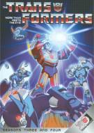 Transformers: Seasons Three And Four
