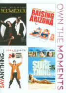 Moonstruck / Raising Arizona / Say Anything / The Sure Thing (4-Film Collection)