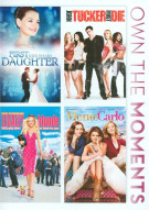 First Daughter / John Tucker Must Die / Legally Blonde / Monte Carlo (4-Film Collection)