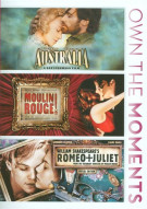 Australia / Moulin Rouge / Romeo And Juliet (3-Film Collection)