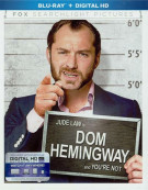 Dom Hemingway (Blu-ray + UltraViolet)