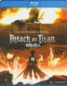 Attack On Titan: Part 1 (Blu-ray + DVD)