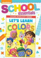 Nickelodeon: Lets Learn - Colors