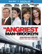 Angriest Man In Brooklyn, The (Blu-ray + UltraViolet)